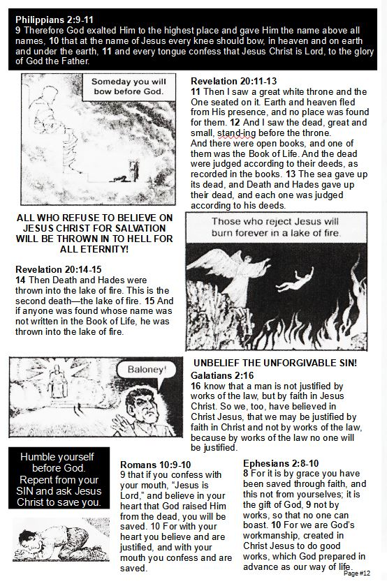The Only Way To God pg12