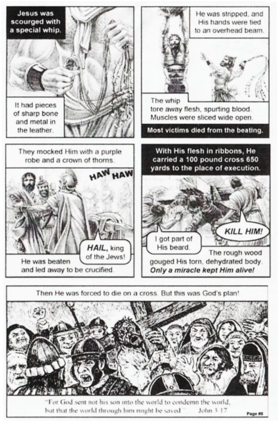 The Only Way To God pg8