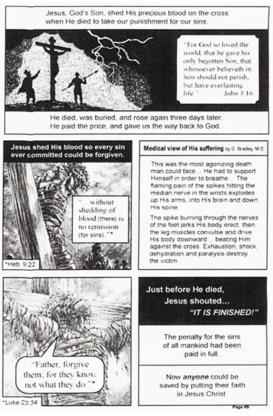 The Only Way To God pg9